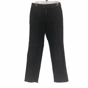 Talbots Blue Wide Leg Trousers Denim Jeans Size 4